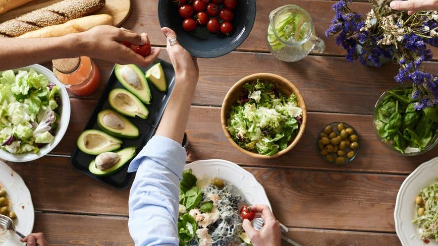 Γενικές οδηγίες διατροφής
